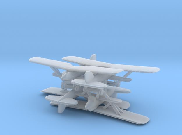 1/300 Nieuport 52 x 4 3d printed