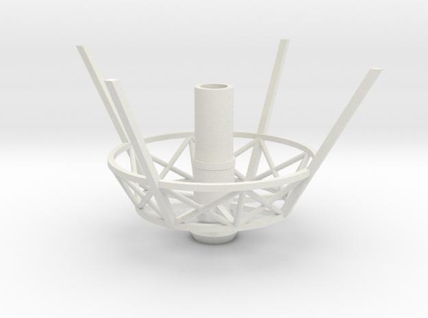 Control Module Frame 3d printed