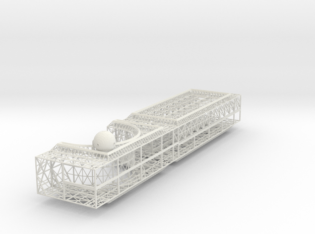 Power Centre Module Port V0.5 in White Strong & Flexible