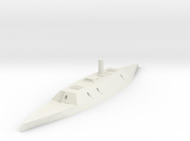 CSS Savannah/Richmond 1/600 3d printed