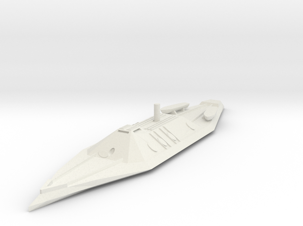CSS Tennessee 1/600 in White Natural Versatile Plastic