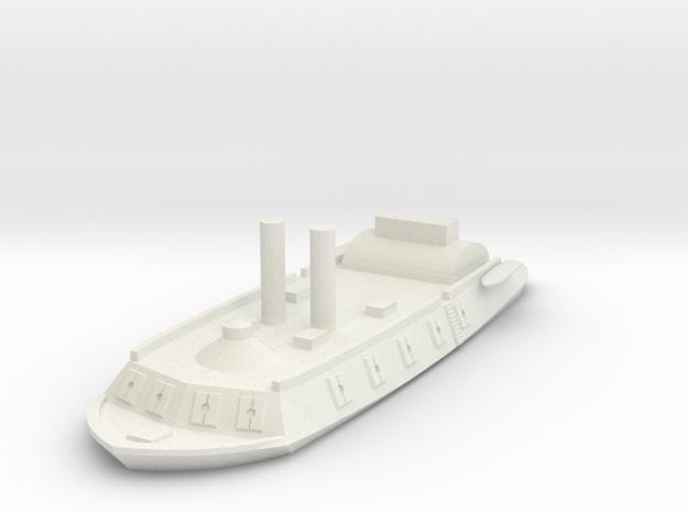 USS Benton 1.0 1/600 in White Natural Versatile Plastic
