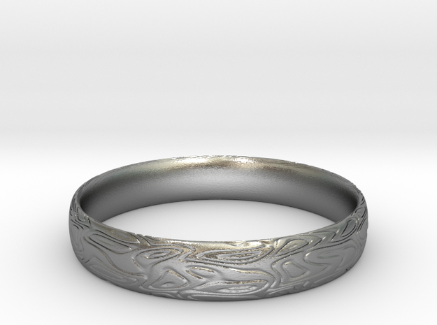Noether's Ring in Natural Silver