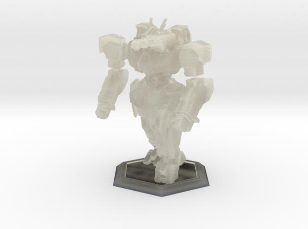 WHAM- King Sandman Poseable (1/160th) 3d printed