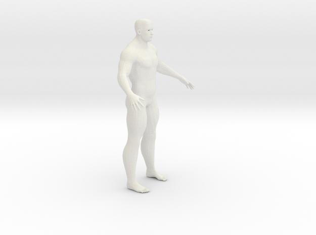 TestRPChatar in White Strong & Flexible