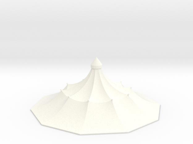 Austauschdach IHC-Carousel 1 für 1:87 (H0 scale)
