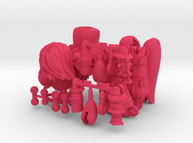 FB-01-Preset-01  7inch 3d printed