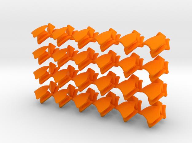Rhombic18 Puzzle set B 3d printed