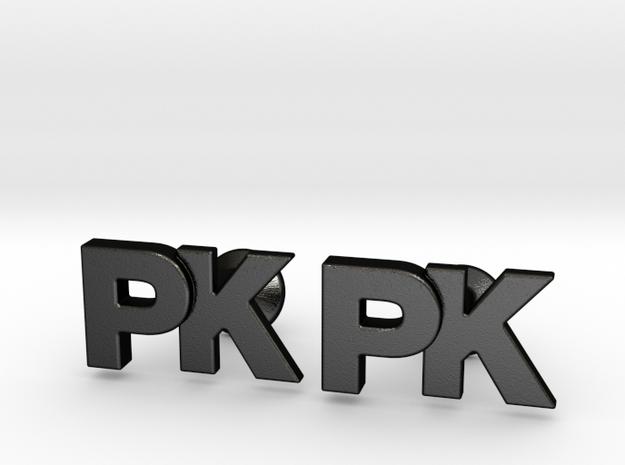 Monogram Cufflinks PK