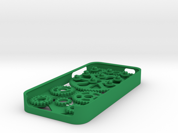 iPhone 5/5S Gear Case 3d printed