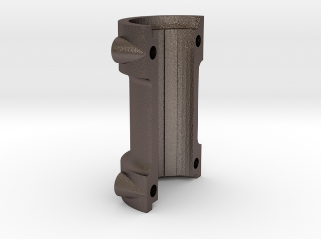 Climax F417 Split Axle Spacer - 1-8th Scale 3d printed
