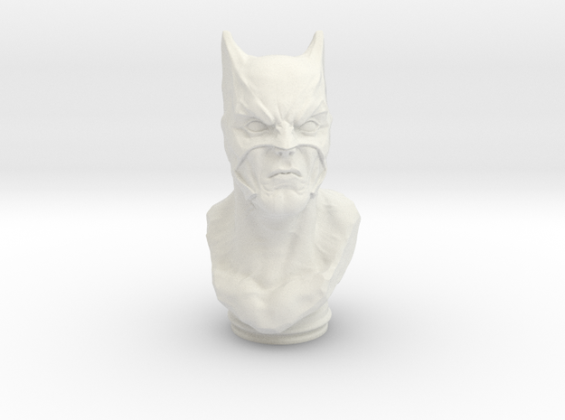 Dark Knight Bust (4.0in - 10.2cm)