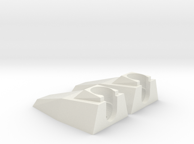 A Pair of Feet 3d printed