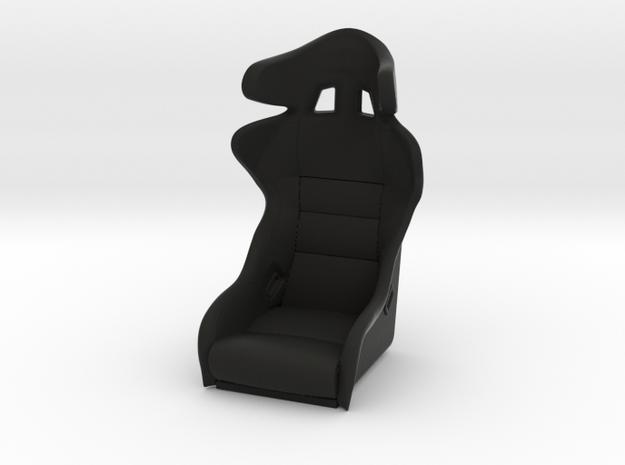 Race Seat - SPro-ADV - 1/10 in Black Natural Versatile Plastic
