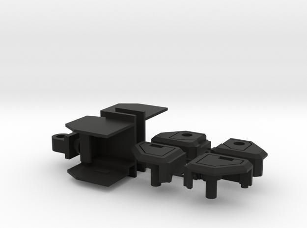 City Commander Shoulder Fix 3d printed