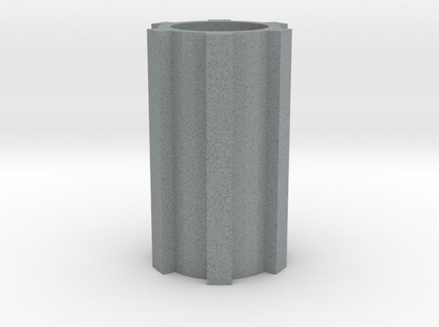 Spline shaft 3d printed