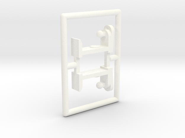 """Spiel - game """"Boxautomaten"""" 1:220 (z scale) 3d printed"""