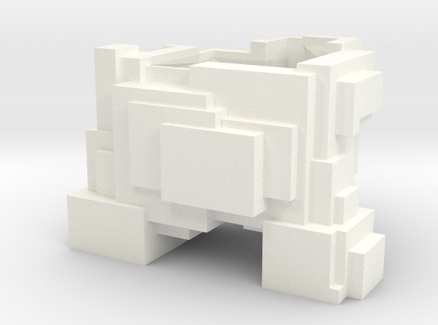 Busy Cubic planter