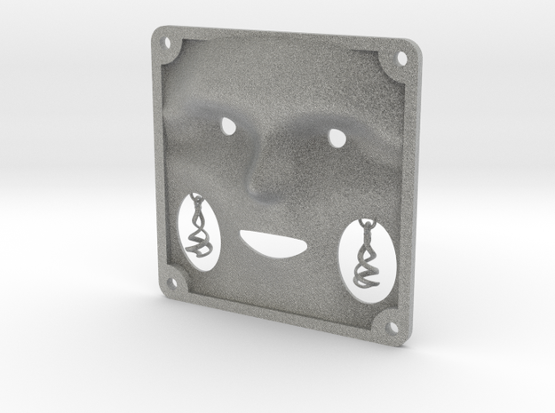 Tile Ear Ring 3d printed