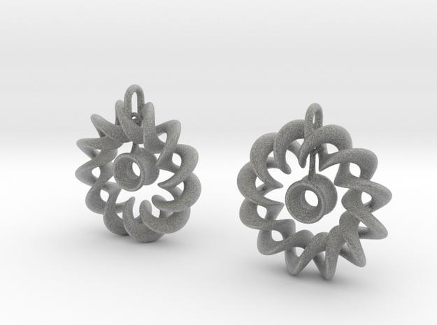 Ear Ring Pendant3 3d printed