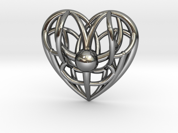 Awakened Heart Pendant