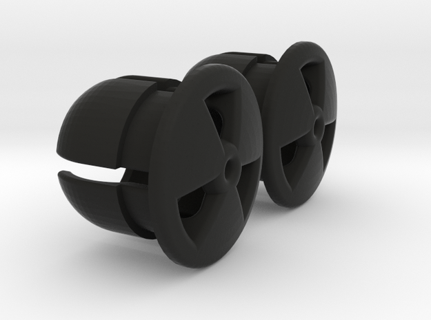 Bar End Caps 3d printed