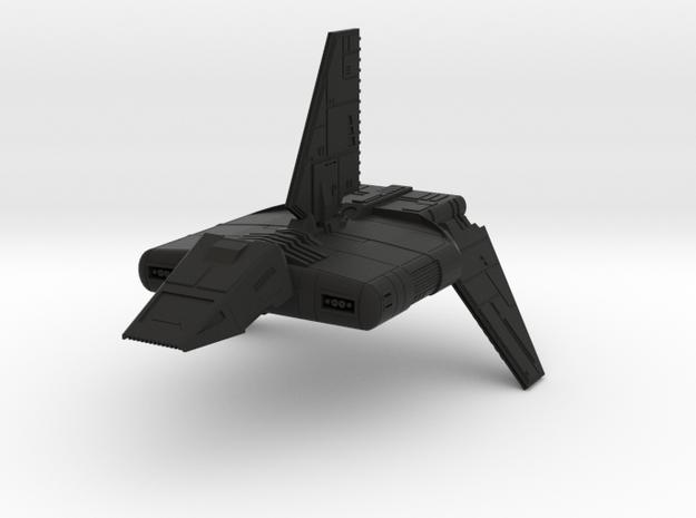 Sentinel Landing Craft 1/270 3d printed