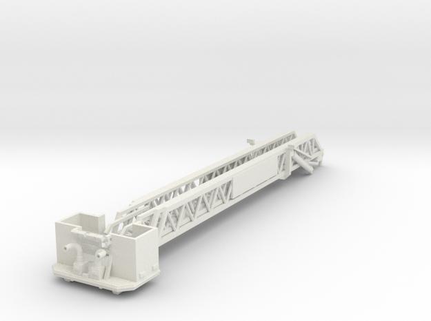 HO 1/87 Pierce Platform: retracted-platform (repai