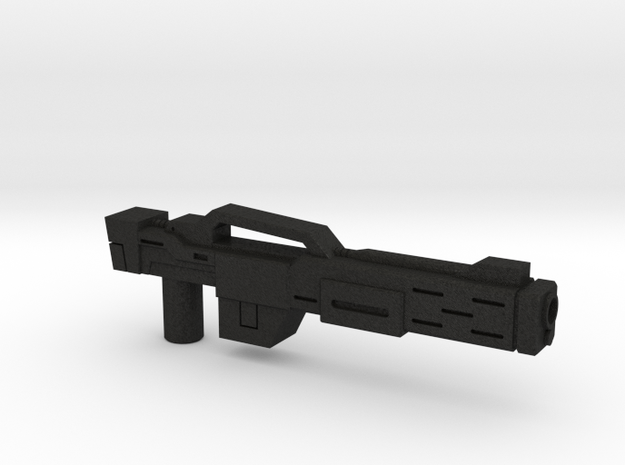 Rifle (Detailed) 3d printed