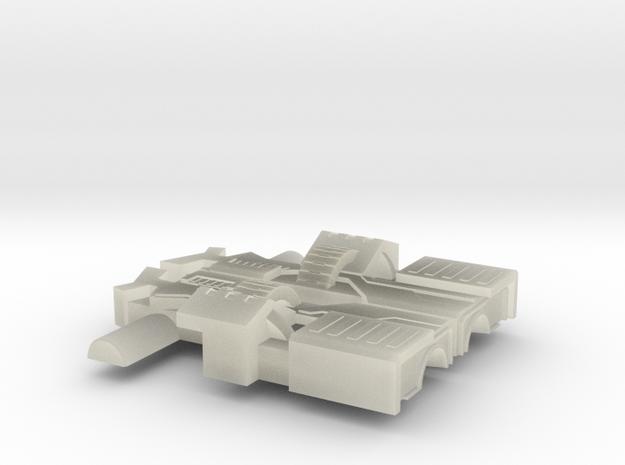 HMG II 3d printed
