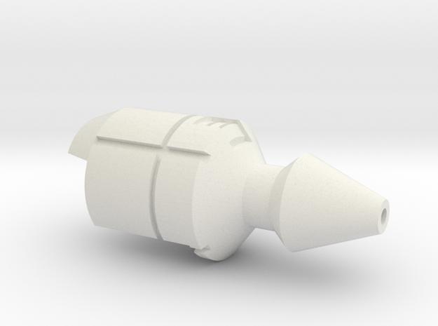 PathCutter Gun in White Natural Versatile Plastic