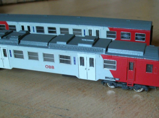 ÖBB 4020 in Spur-N in Smooth Fine Detail Plastic