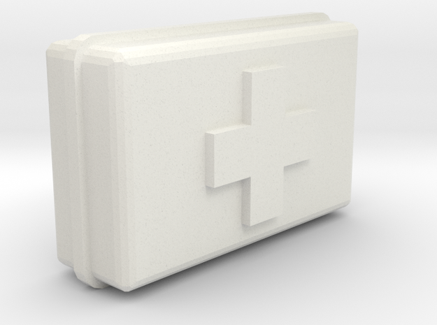 Medpack in White Strong & Flexible
