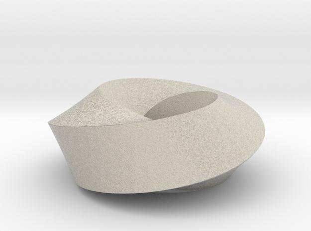Moebius in Sandstone