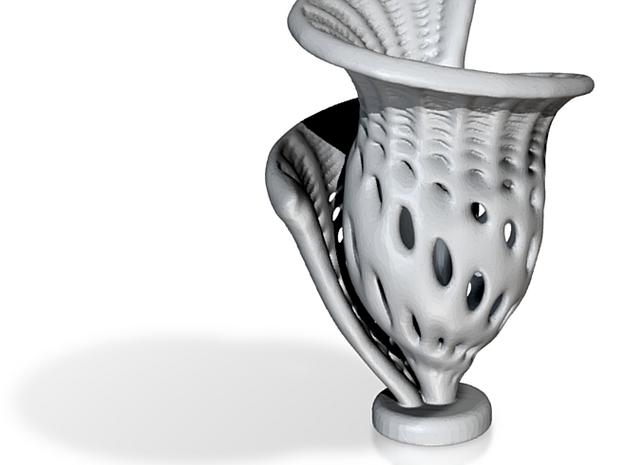 Exotic Vase 3d printed
