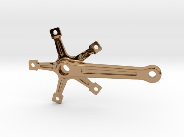 Bicycle Crank Keyring Pendant