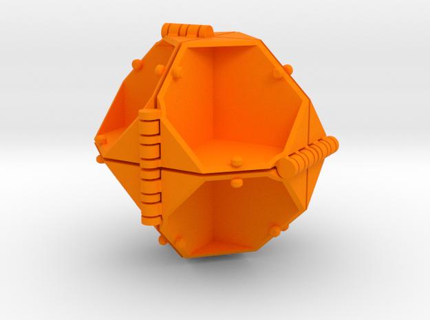 Yoshi prime box 3d printed