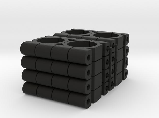 TKSQ 1600 SET in Black Strong & Flexible