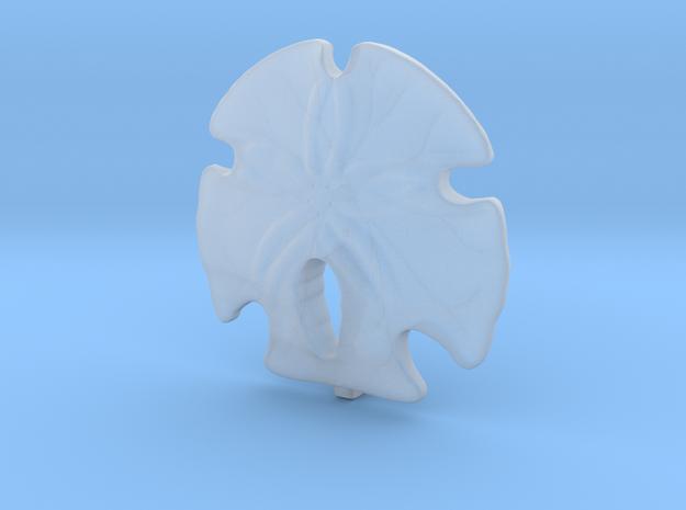 Sand Dollar Pendant 3d printed