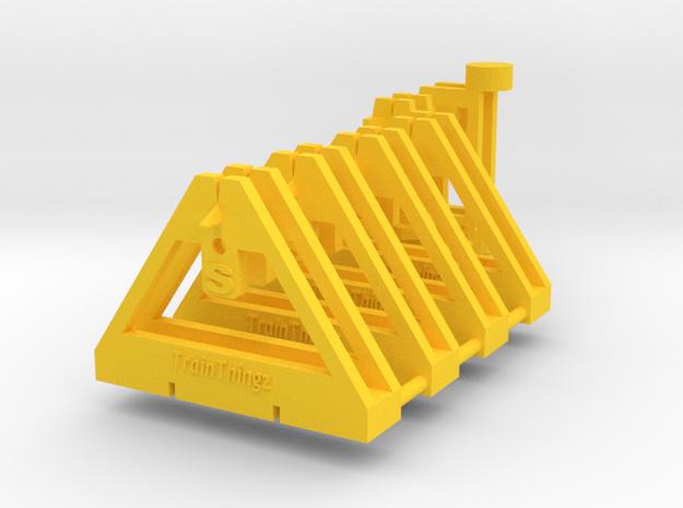 TrackToolz Set - S Gauge 3d printed