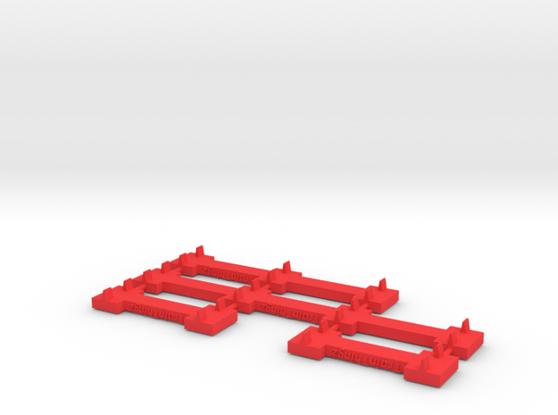 TrackToolz 33mm Spacing Jigs 3d printed
