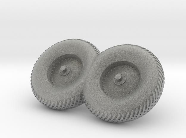 09-Folded LRV - Right Wheels in Metallic Plastic