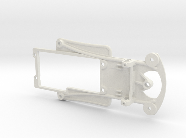 1/32 Fly Porsche 908 Chassis fits Slot.it SW Pod