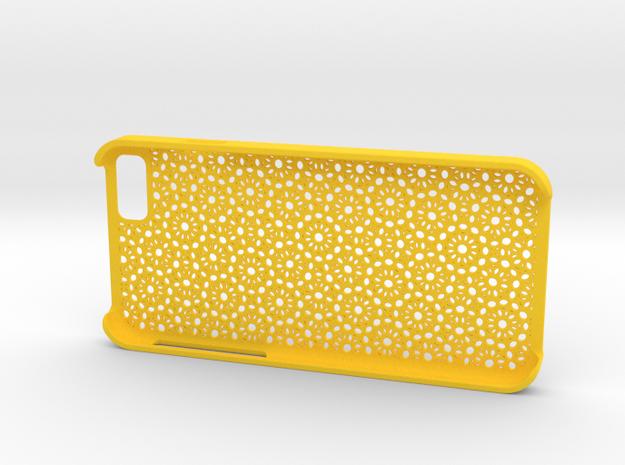 iPhone 6s Case Flower Pattern
