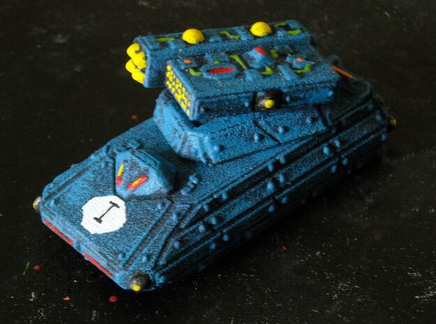 MG144-CT007 Capacitor Missile Tank 3d printed