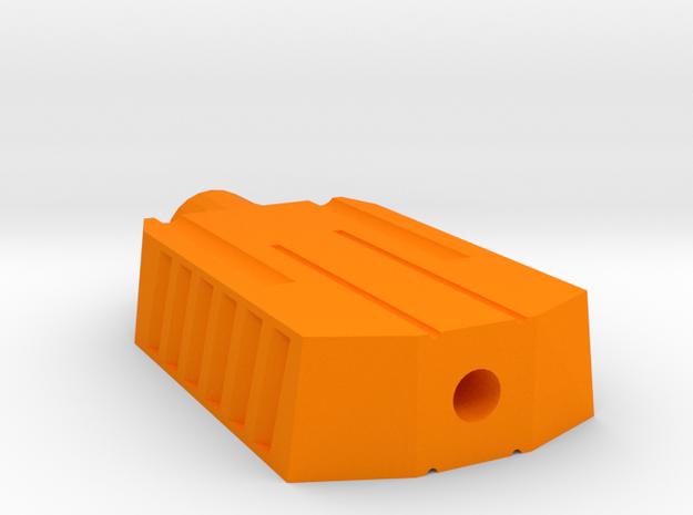 Tanko Airsoft Muzzle Suppressor (14mm Self-Cutting