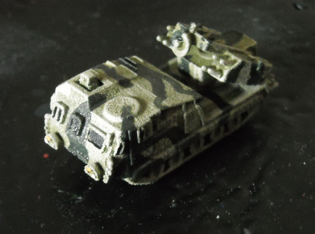 MG144-UK01 Tracked Rapier 3d printed