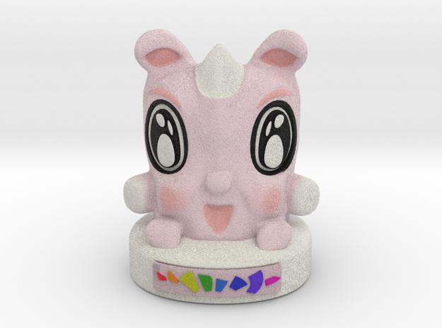 Buda Rodents 001 in Full Color Sandstone