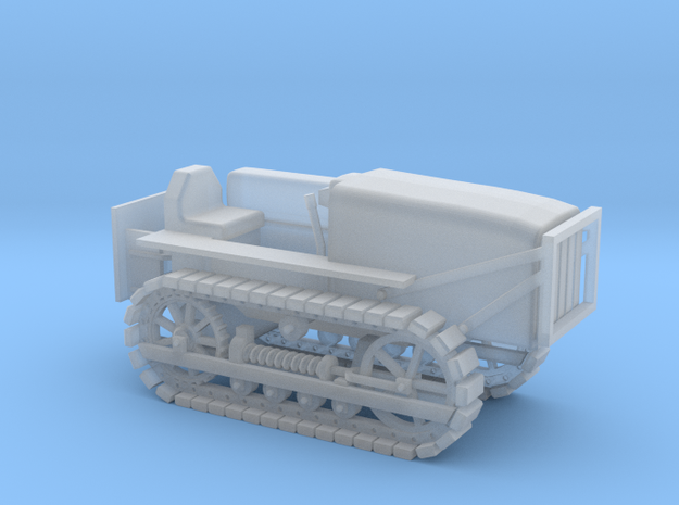 Caterpillar D4 - Nscale in Smooth Fine Detail Plastic