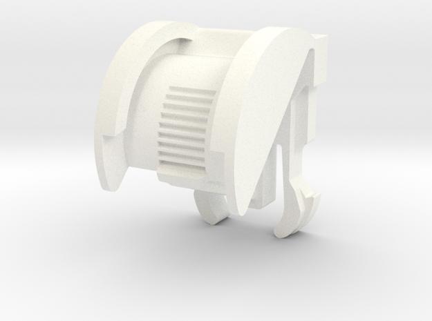 NiteRider Light to GoPro Mount Adapter 3d printed